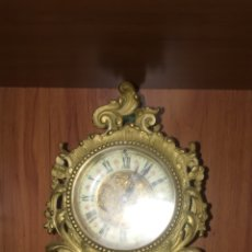 Relojes de carga manual: RELOJ DE SOBREMESA. Lote 190796385