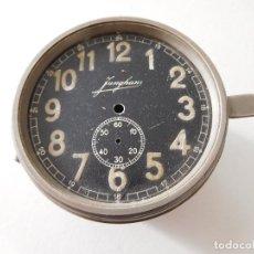 Relojes de carga manual: CAJA Y ESFERA DE RELOJ DE AVIÓN ALEMAN JUNGHANS AÑO 1937. Lote 190814750
