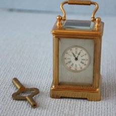 Relojes de carga manual: RELOJ DE VIAJE. Lote 190837017