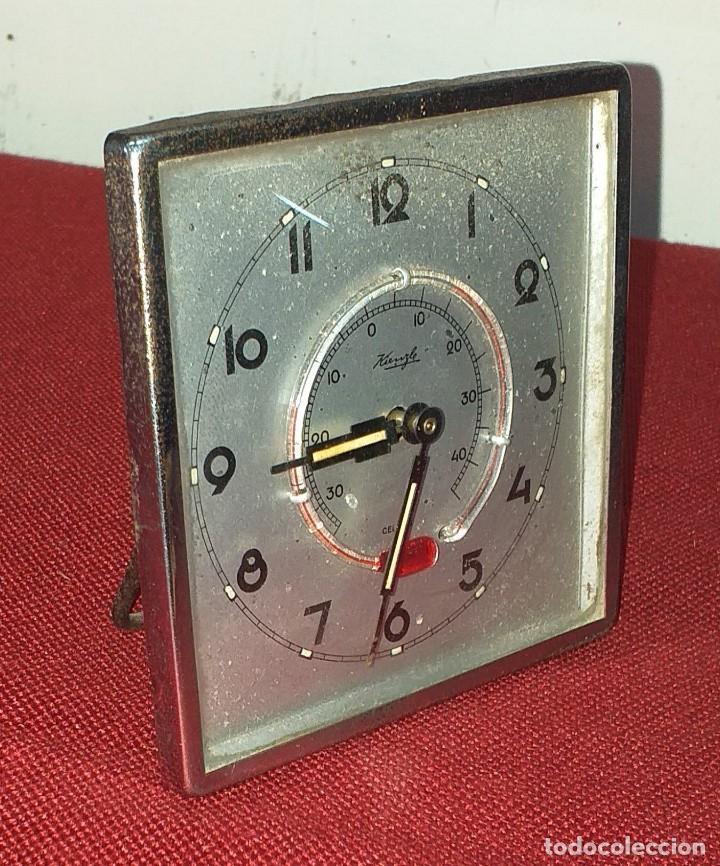 Relojes de carga manual: RELOJ DE MESA - Foto 3 - 190840513
