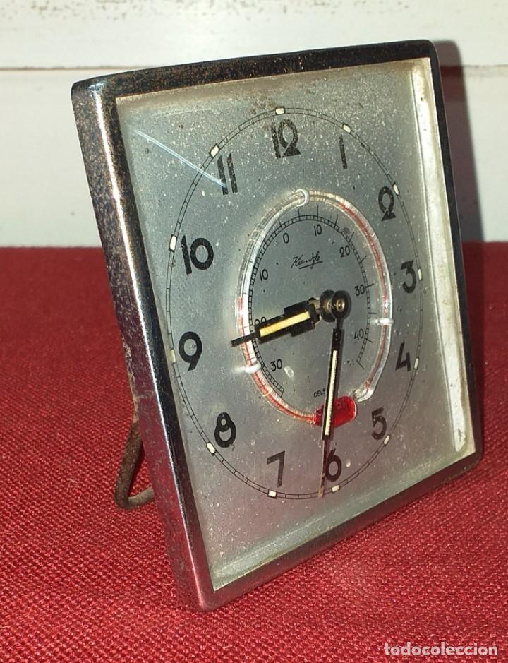 Relojes de carga manual: RELOJ DE MESA - Foto 4 - 190840513