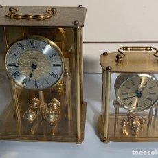 Relógios de carga manual: RELOJ SOBREMESA. Lote 191173806