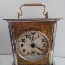 Relojes de carga manual: RELOJ DE CARRUAJE JUNGHANS. Lote 191684428