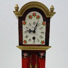 Relojes de carga manual: RELOJ BLESSING ALEMAN LLEVA PENDULO Y LLAVE. Lote 191940178