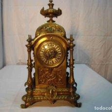 Relojes de carga manual: RELOJ BRONCE LAMBERT LEVY. Lote 192256267