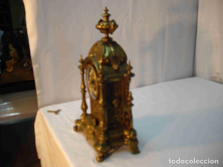 Relojes de carga manual: RELOJ BRONCE LAMBERT LEVY - Foto 7 - 192256267