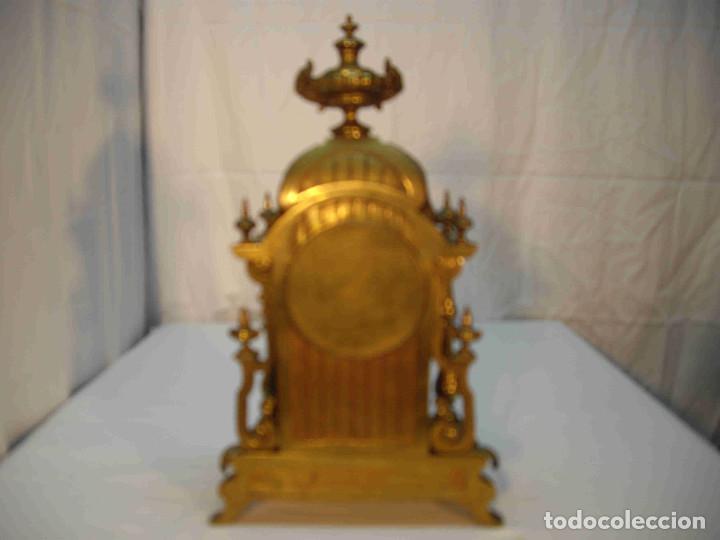 Relojes de carga manual: RELOJ BRONCE LAMBERT LEVY - Foto 10 - 192256267