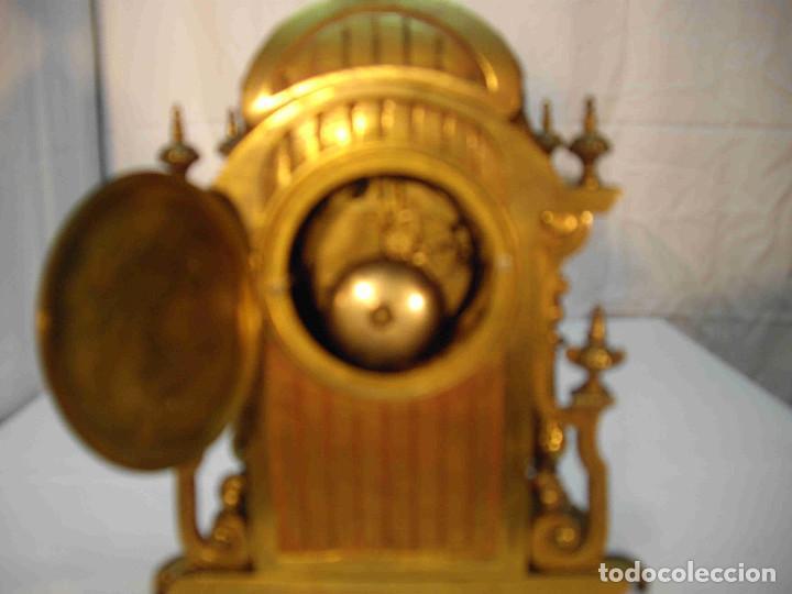 Relojes de carga manual: RELOJ BRONCE LAMBERT LEVY - Foto 11 - 192256267