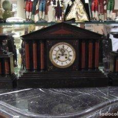 Relojes de carga manual: RELOJ MESA PARTENON. Lote 192256473
