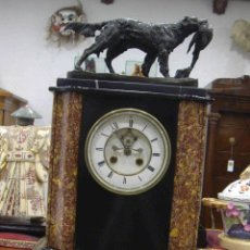 Relojes de carga manual: RELOJ SETTER PATO. Lote 192256675