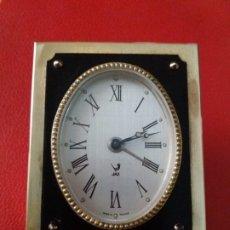 Relojes de carga manual: RELOJ JAZ DE SOBREMESA DESPERTADOR CARGA MANUAL.. Lote 192457611