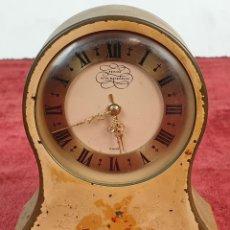 Relojes de carga manual: RELOJ DE SOBREMESA. JAEGER. PETITE NEUCHATELOISE. SUIZA. CIRCA 1950.. Lote 192854882