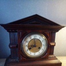 Relojes de carga manual: RELOJ DE MESA, MODELO GÓTICO, CON MAQUINA DE JUNGHANS. Lote 192860636