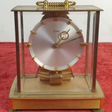 Relojes de carga manual: RELOJ DE PÉNDULO. SOBREMESA. KUNDO ELECTRONICO. ALEMANIA. CIRCA 1960. . Lote 192964391