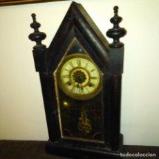 Relojes de carga manual: ANTIGUO RELOJ DE SOBREMESA INGLÉS. Lote 193027380