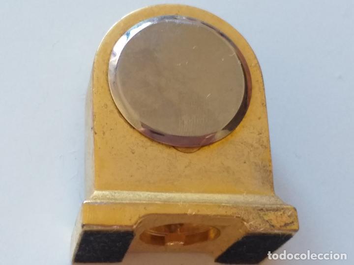 Relojes de carga manual: RELOJ DE COLECCION EN MINIATURA RELOJ DE SOBREMESA. MARCA MILANI. QUARTZ - Foto 4 - 193667017