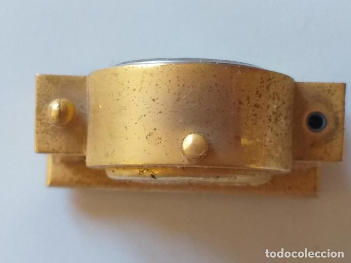 Relojes de carga manual: RELOJ DE COLECCION EN MINIATURA RELOJ DE SOBREMESA. MARCA Patrick Arnaud. QUARTZ - Foto 9 - 193667147