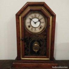 Relojes de carga manual: ANTIGUO RELOJ DE SOBREMESA INGLÉS. Lote 193772741