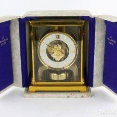 Relojes de carga manual: RELOJ ATMOS - JAEGER LE COULTRE. CON CAJA ORIGINAL.. Lote 193790011