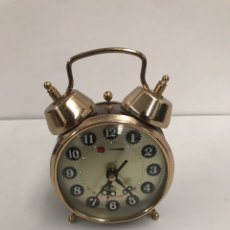Relojes de carga manual: ANTIGUO RELOJ DESPERTADOR. Lote 194197262