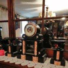 Relojes de carga manual: RELOJ ANTIGUO NOTARIO. Lote 194214398