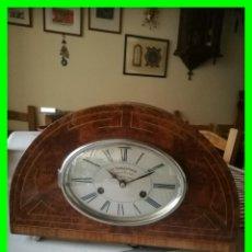 Relojes de carga manual: RELOJ-HUCHA DE UNA COMPAÑIA DE SEGUROS-FRANCIA AÑO 1930. Lote 194234565
