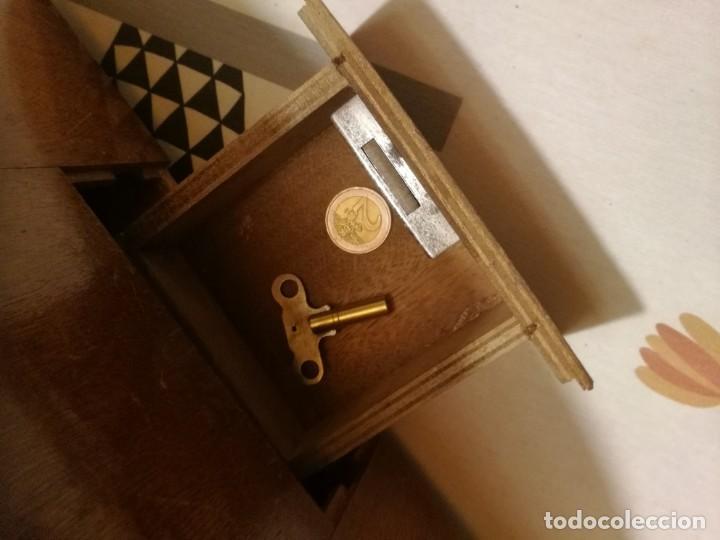 Relojes de carga manual: Reloj-hucha de una compañia de seguros-FRANCIA año 1930 - Foto 7 - 194234565