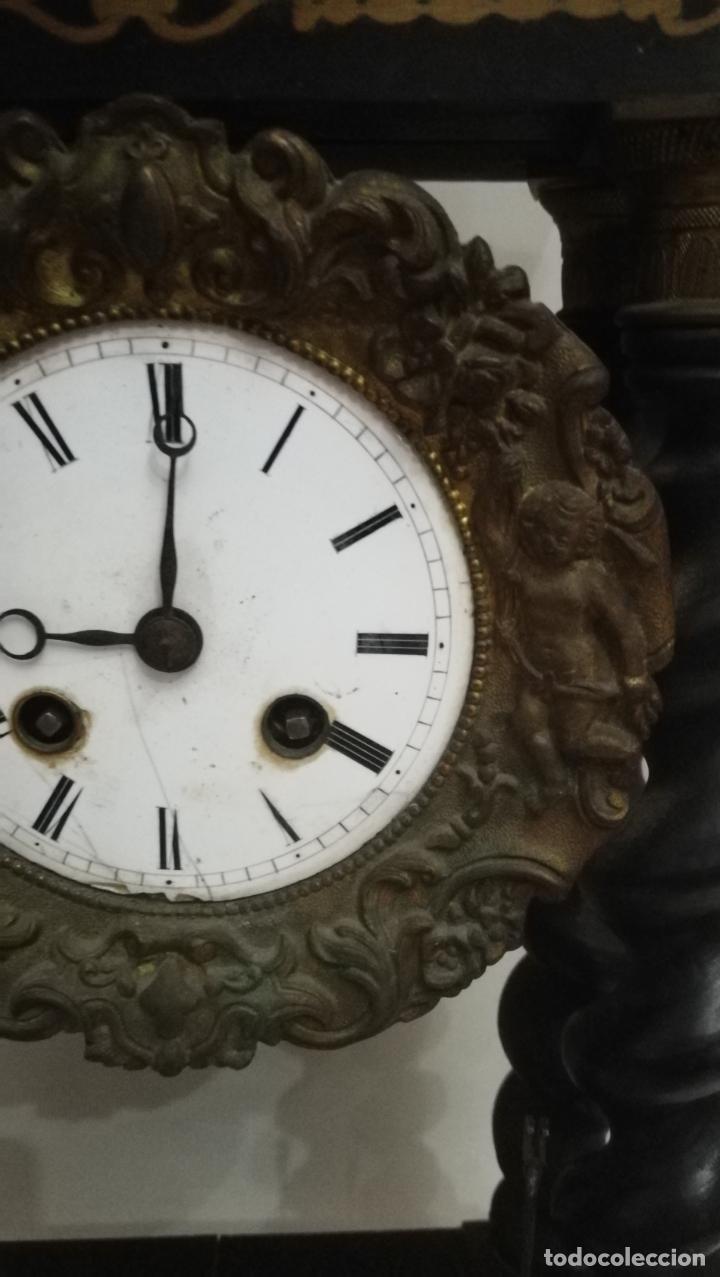 Relojes de carga manual: RELOJ DE PÓRTICO PARA RESTAURAR - Foto 5 - 194239343