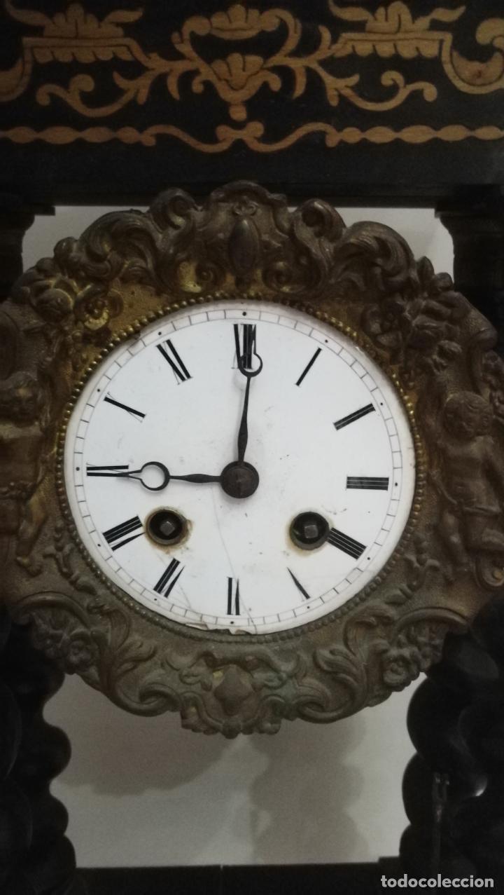 Relojes de carga manual: RELOJ DE PÓRTICO PARA RESTAURAR - Foto 7 - 194239343