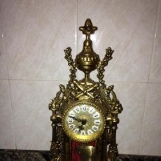 Relojes de carga manual: RELOJ DE SOBREMESA. Lote 194307112
