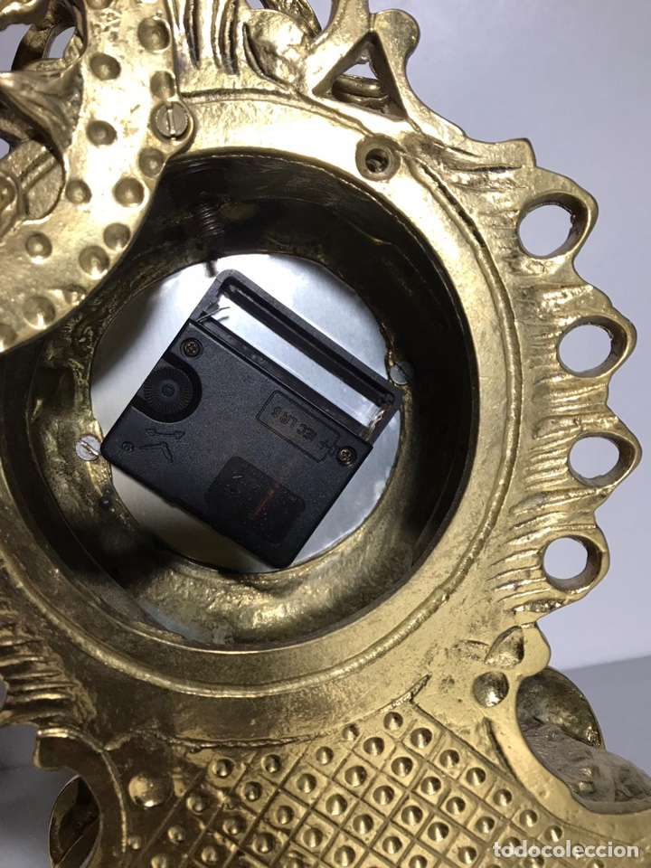 Relojes de carga manual: Reloj de bronce de pila - Foto 4 - 194322382