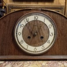 Relojes de carga manual: RELOJ DE SOBREMESA KIENZLE DE FUNCIONAMIENTO A CUERDA. Lote 194357338