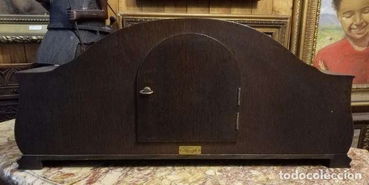 Relojes de carga manual: Reloj de sobremesa Kienzle de funcionamiento A cuerda - Foto 2 - 194357338
