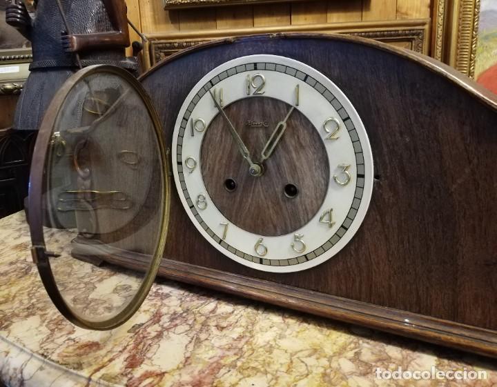 Relojes de carga manual: Reloj de sobremesa Kienzle de funcionamiento A cuerda - Foto 3 - 194357338