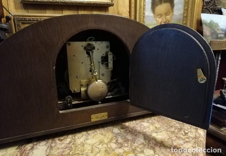 Relojes de carga manual: Reloj de sobremesa Kienzle de funcionamiento A cuerda - Foto 4 - 194357338