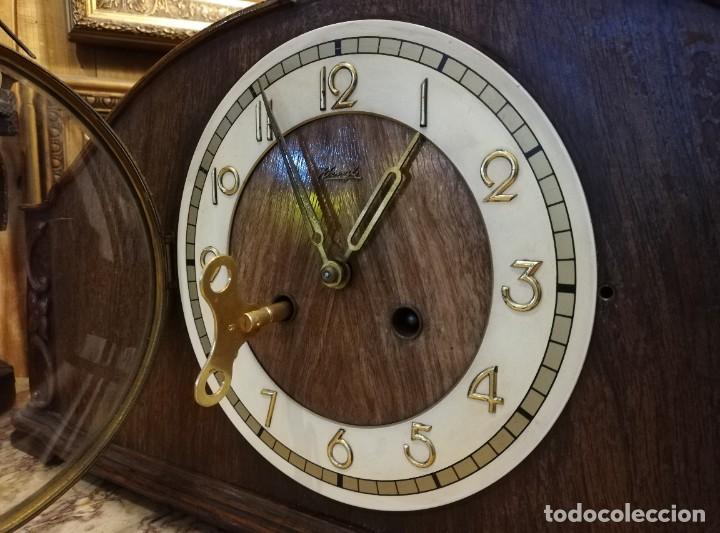 Relojes de carga manual: Reloj de sobremesa Kienzle de funcionamiento A cuerda - Foto 5 - 194357338