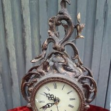 Relojes de carga manual: RELOJ LATÓN . Lote 194373245