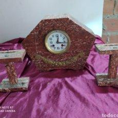 Relojes de carga manual: PRECIOSO RELOJ ART DÉCO. Lote 194559082
