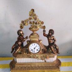 Relojes de carga manual: IMPRESIONANTE RELOJ FRANCÉS SIGLO XIX. Lote 194650222