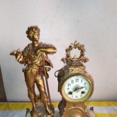 Relojes de carga manual: ANTIGUO RELOJ FRANCÉS FIRMADO SIGLO XIX. Lote 194679422