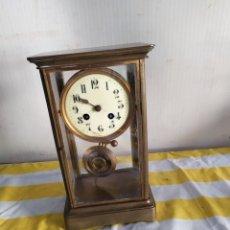 Relojes de carga manual: ANTIGUO RELOJ DE VITRINA FRANCIA SIGLO XIX. Lote 194680450