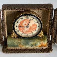 Relojes de carga manual: RELOJ DE VIAJE PRINCIPIOS SIGLO XX. Lote 194866318