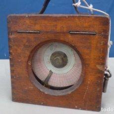 Relojes de carga manual: PRECIOSO RELOJ DE CONTROL DE PALOMAS, AÑOS 30. Lote 194890146