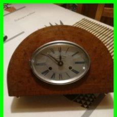 Relojes de carga manual: RELOJ-HUCHA DE UNA COMPAÑIA DE SEGUROS-FRANCIA PARA PIEZAS.. Lote 194915675
