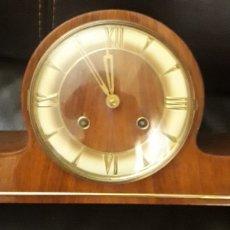 Relojes de carga manual: PRECIOSO ANTIGUO RELOJ DE SOBREMESA ART DECO. Lote 195006200