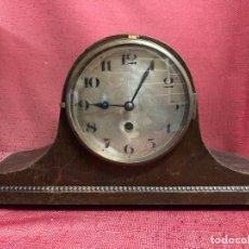 Relojes de carga manual: RELOJ DE CHIMENEA ANTIGUO AÑOS 30. Lote 195046712