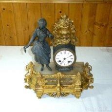 Relojes de carga manual: RELOJ IMPERIO.SIGLO XIX.VER DESCRIPCION.. Lote 195247223
