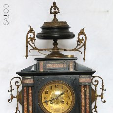 Relojes de carga manual: RELOJ IMPERIO DE MARMOL SIN GUARNICIÒN. Lote 195256850