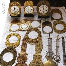 Relojes de carga manual: LOTE DE RELOJES MOREZ. Lote 195273236