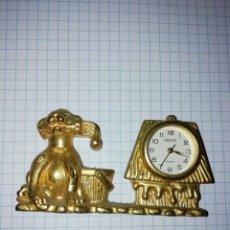 Relojes de carga manual: RELOJ OASIS METAL PILA DE BOTON. Lote 195301915